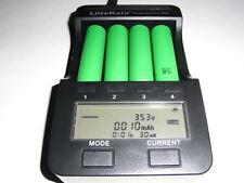 1carica batteria Liitokala lii 500 /18650/18350/AA 4slot + 4 sony vtc5  2600 mAh
