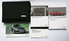 AUDI SERVICE BOOK autentico per Nuovo di Zecca tutti i modelli Benzina /& Diesel TDI TFSI