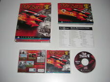 RED BARON II Pc Cd Rom  Original BIG BOX - FAST POST