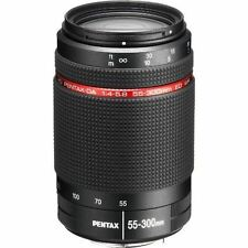 PENTAX Telephoto Zoom Lens HD DA 55-300mm F4-5.8ED K mount APS-C size 22270 New