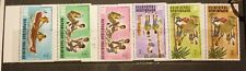 OLD BOY SCOUT GIRL GUIDE STAMP COLLECTION, TOGOLAISE SET OF 6 MINT 1