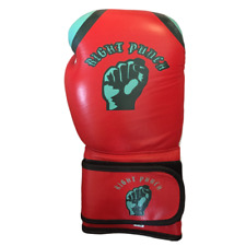 Leather Boxing Gloves - 10 Oz, 12 Oz, 14 Oz, 16 Oz | Right Punch