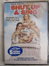 DIXIE CHICKS SHUT UP & SING BRAND NEW SEALED DVD