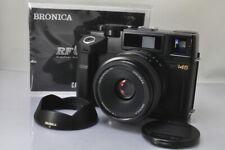 [MINT]Bronica RF645 Medium Format Film Camera + Zenzanon RF 65mm F/4 Lens #4859