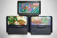 Famicom Wagyan Land 1 2 3 Japan FC game US Seller