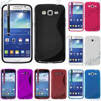 Housse etui coque silicone gel pour Samsung Galaxy Grand 2 II g7105 Dual Sim LTE