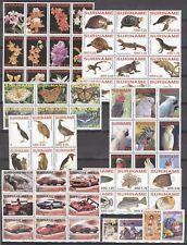 REPUBLIEK SURINAME JAARGANG 2007 POSTFRIS, COMPLEET(Volgens afbeeldingen)
