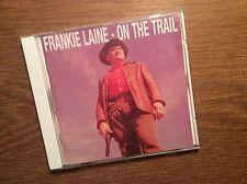 Frankie Laine -  On the Trail [CD Album] Bear Family