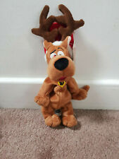 Scooby Doo with Antlers  Warner Beanie  Tagged  1999
