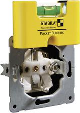 Stabila POCKET ELECTRIC 17775 Mini-Wasserwaage 70mm 1 mm/m