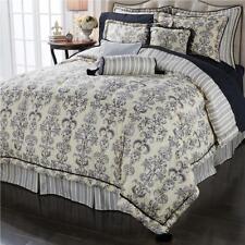Highgate Manor Portofino 9-piece Reversible Comforter Set color Gray