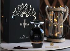 PARFUM HOMME MERA SILVER – ARABIAN OUD - Frais, fruité, fleuri - 100mL