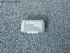 (1) M5M4464AJ-12 PLCC IC - USA SELLER QUICK SHIP