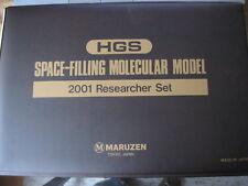 Chemie-Baukasten HGS Space-Filling Molecular Model 2001 Researcher Set, Maruzen