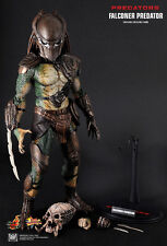 HOT TOYS 1/6 PREDATORS MMS137 FALCONER PREDATOR MASTERPIECE ACTION FIGURE