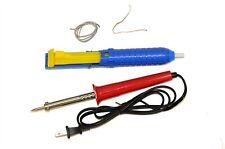 30w Professional Soldering Iron Kit Soldering Iron 30w Desoldering Pump 15