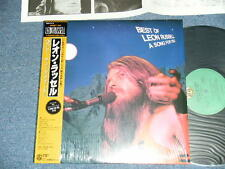 LEON RUSSEL Japan 1986 NM LP+Obi with Outer Shrnk Wrap BEST OF