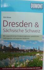 Dresden & Sächsische Schweiz UNGELESEN 2014  + Karte  Dumont Reise-Taschenbuch