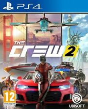 Jeu PS4 THE CREW 2