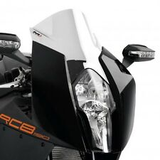 Puig Scheibe Racing wind screen Clear KTM RC8 2008-2015