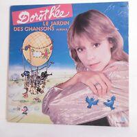 """33T DOROTHEE Vinyle LP 12"""" LE JARDIN DES CHANSONS 3 - AB PRODUCTION 2933134 RARE"""