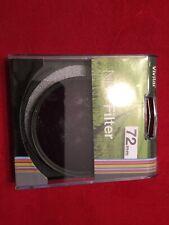 Vivitar 72mm ND8 Filter