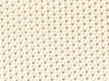 INTROVABILE Similpelle Vintage Traspirante colore Bianco Avorio