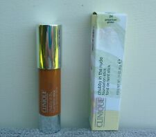 CLINIQUE Chubby In The Nude Foundation Stick, #24 Garganthan Golden, New in Box
