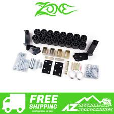"Zone Offroad 3"" Body Lift Kit fits 95-98 Chevy GMC Silverado Sierra 1500 C9356"