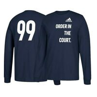 """Aaron Judge  New York Yankees Adidas Navy Blue """"Order In The Court"""" T-Shirt"""