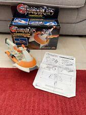 Rare Vintage Thundercats Thunderclaw Vehicle with Original Box & Instructions UK