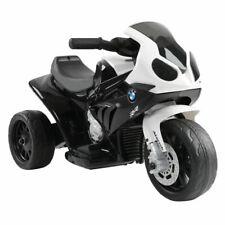 Rigo RCAR-S1000RR-BK Kids Ride On BMW Motorbike - Black