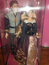 Disney Fairytale Designer Collection Aurora and Prince Phillip Doll Set LE