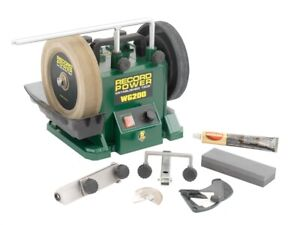Record Power RPTWG200 WG200 200mm (8in) Wet Stone Grinder 160W 240V