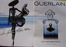 page de publicité ROUGE  LA PETITE ROBE NOIRE de GUERLAIN en 2016 ref. 42341
