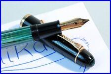OM / OBLIQUE MEDIUM 14K GOLD NIB torpedo shaped # 140 PELIKAN fountain pen