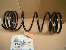 Renault 18 Estate rear coil spring x 1 SS640 25-526-0