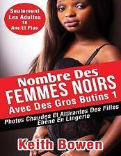 Nombre des Femmes Noirs Avec des Gros Butins1 : Photos Chaudes et Attirantes...