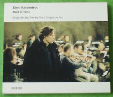 Eleni KARAINDROU   Dust of time (music for the film by Theo ANGELOPOULOS)