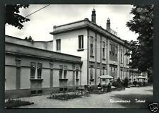 Rivanazzano ( Pavia ) : Terme - cartolina viaggiata nel 1954