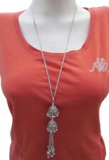 Kuchi Tassel Sweater Long Necklace Boho Gypsy Hippie Style Fashion Jewelry
