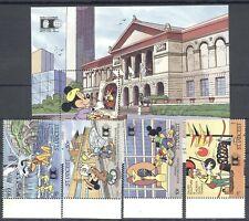 Walt Disney, World Columbian Expo - St.Vincent - ** MNH 1992