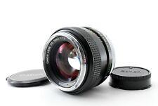 【EXC+++++】 Canon FD 55mm f/ 1.2 MF JAPAN #648852