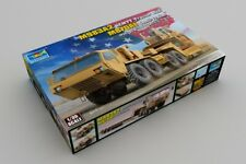 Trumpeter 01055 1/35 M983a2 HEMTT Tractor With M870a1 Semi-trailer