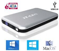 Unidades y docks externos USB 2.0 SATA para ordenadores y tablets