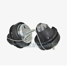 Lower Engine Motor Mount Front Rear Volvo S60 V70 XC70 S80 XC90 4551 (2pcs) New