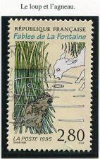 STAMP / TIMBRE FRANCE OBLITERE N° 2960 JEAN DE LAFONTAINE