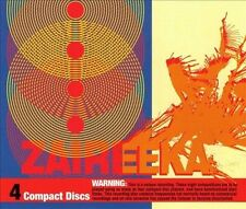 Flaming Lips Zaireeka 4CD [Play all 4 CDs simultaneously]