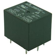 Miniature 12A Relay SPST 12V Coil
