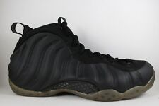 Nike Air Foamposite One Stealth Grey Black size 9.5